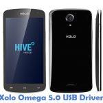 Xolo Omega 5.0 USB Driver