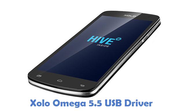 Xolo Omega 5.5 USB Driver