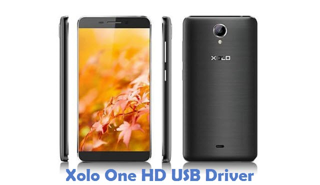 Xolo One HD USB Driver
