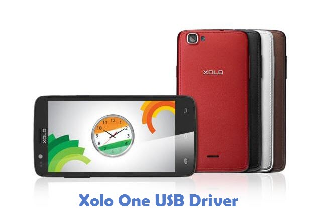 Xolo One USB Driver