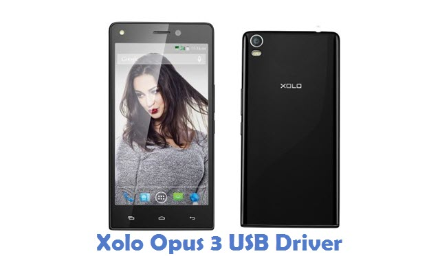 Xolo Opus 3 USB Driver