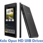 Xolo Opus HD USB Driver