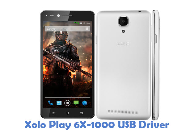 Xolo Play 6X-1000 USB Driver
