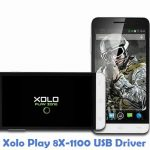 Xolo Play 8X-1100 USB Driver