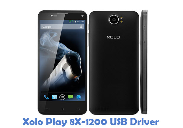 Xolo Play 8X-1200 USB Driver