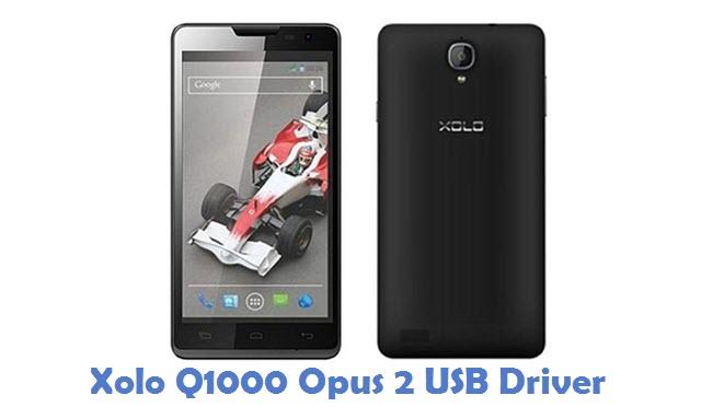 Xolo Q1000 Opus 2 USB Driver