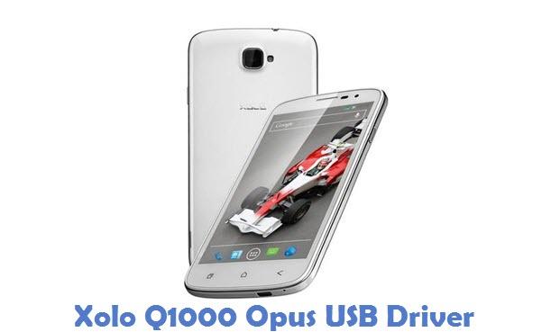Xolo Q1000 Opus USB Driver
