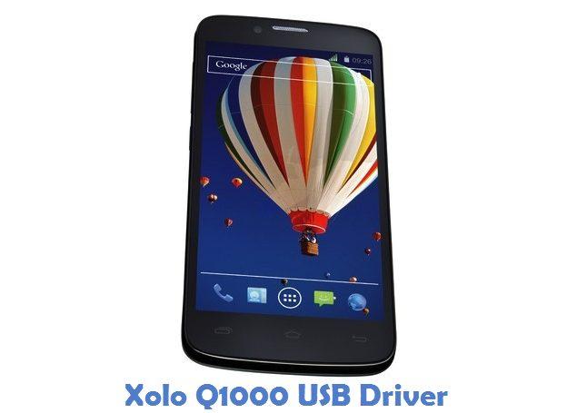 Xolo Q1000 USB Driver
