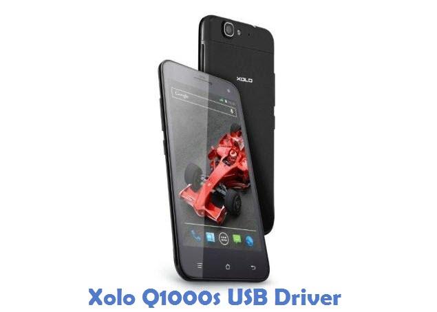 Xolo Q1000s USB Driver