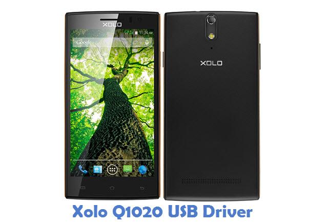 Xolo Q1020 USB Driver