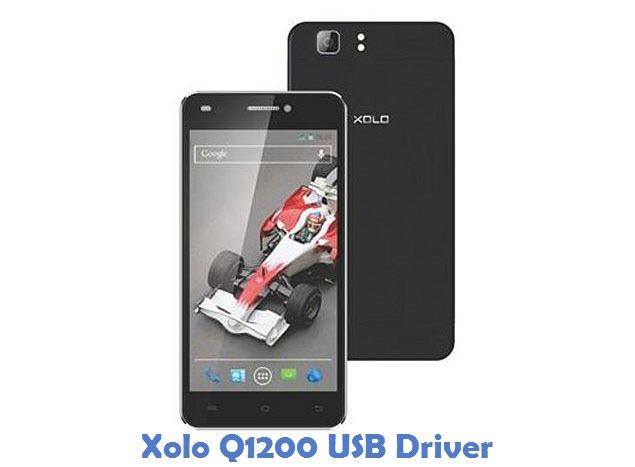 Xolo Q1200 USB Driver