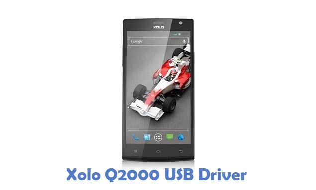 Xolo Q2000 USB Driver