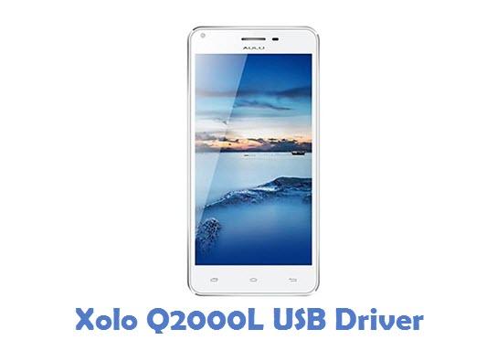 Xolo Q2000L USB Driver