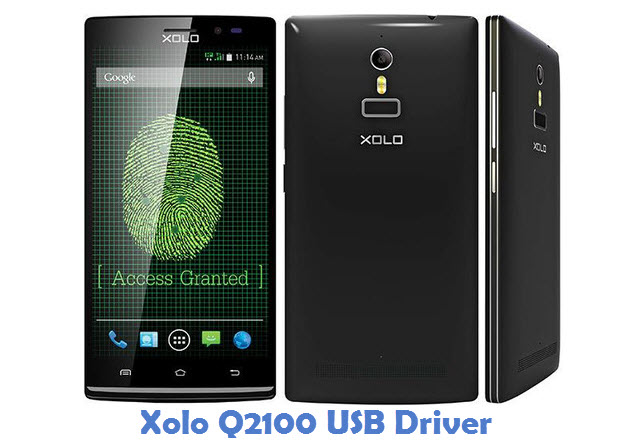Xolo Q2100 USB Driver