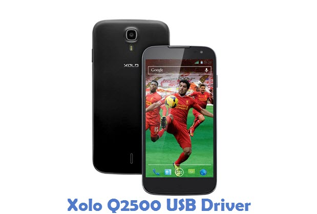 Xolo Q2500 USB Driver