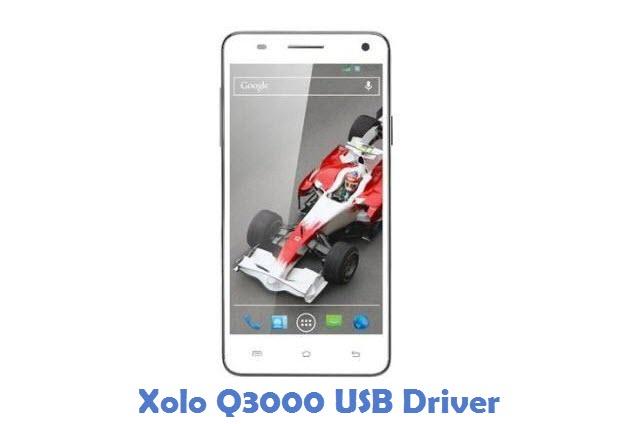 Xolo Q3000 USB Driver