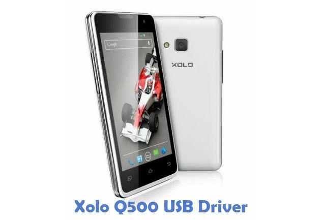 Xolo Q500 USB Driver