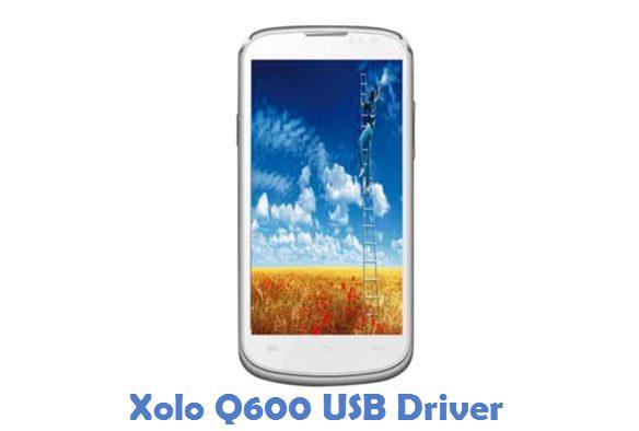 Xolo Q600 USB Driver