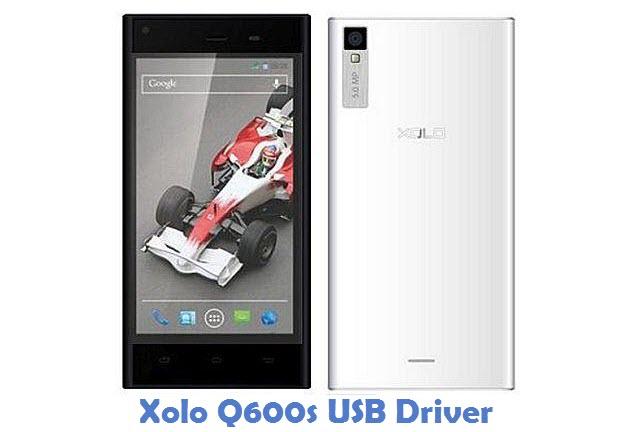 Xolo Q600s USB Driver