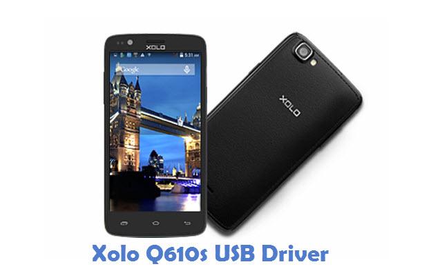 Xolo Q610s USB Driver