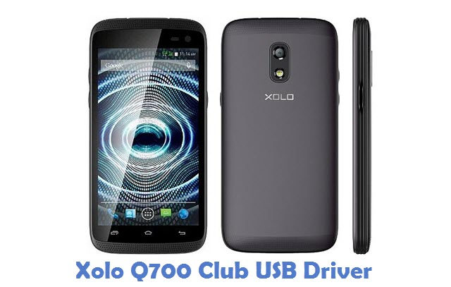 Xolo Q700 Club USB Driver