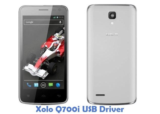 Xolo Q700i USB Driver