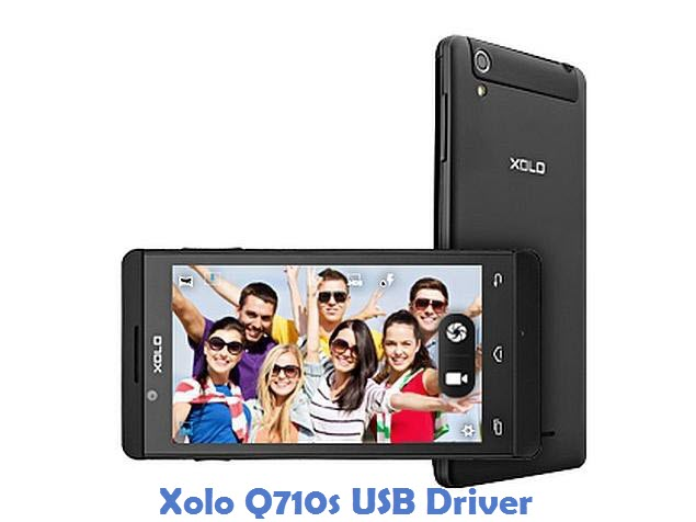 Xolo Q710s USB Driver