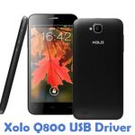 Xolo Q800 USB Driver