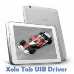 Xolo Tab USB Driver