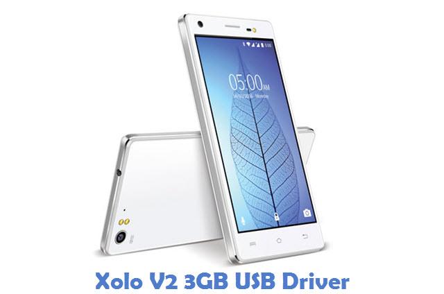 Xolo V2 3GB USB Driver