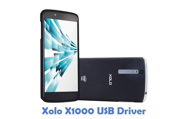 Xolo X1000 USB Driver