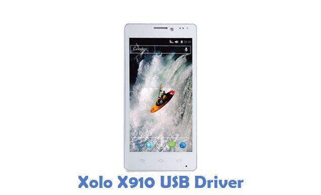 Xolo X910 USB Driver