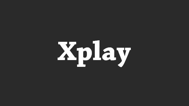 Xplay USB Drivers