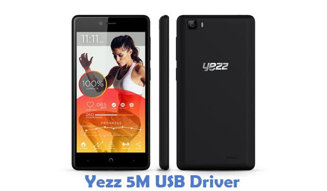 Yezz 5M USB Driver