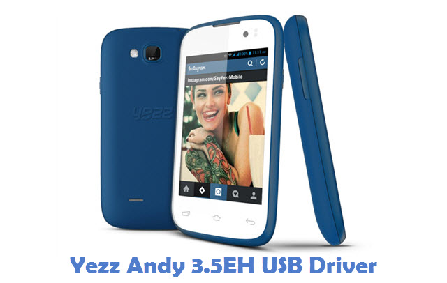 Yezz Andy 3.5EH USB Driver