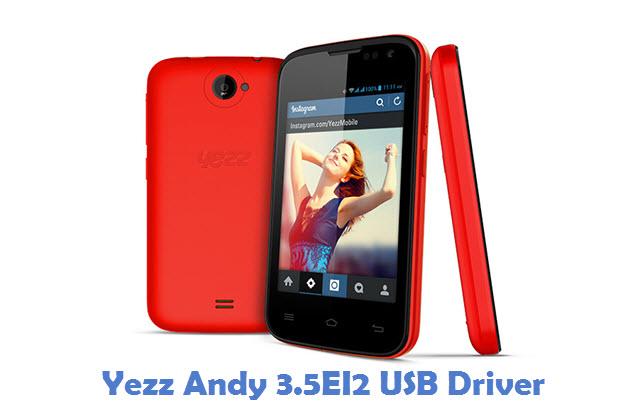 Yezz Andy 3.5EI2 USB Driver