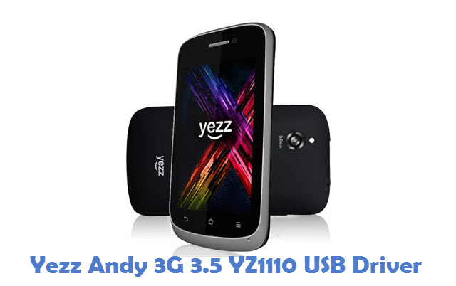 Yezz Andy 3G 3.5 YZ1110 USB Driver