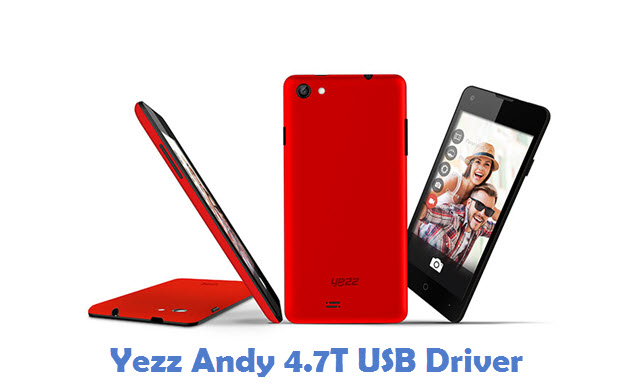 Yezz Andy 4.7T USB Driver