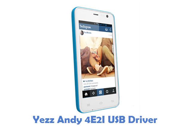 Yezz Andy 4E2I USB Driver