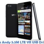 Yezz Andy 5.5M LTE VR USB Driver
