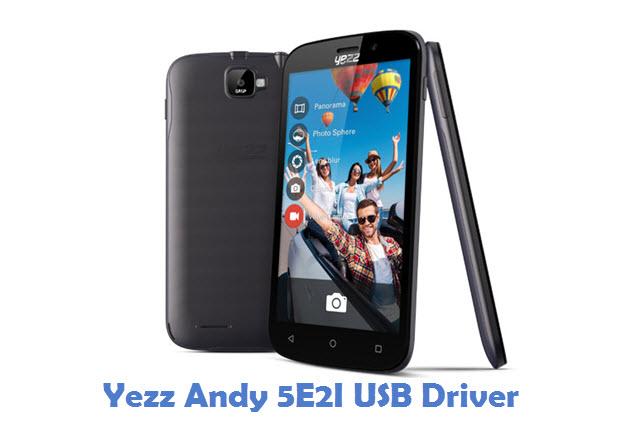 Yezz Andy 5E2I USB Driver