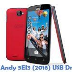 Yezz Andy 5EI3 (2016) USB Driver