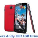 Yezz Andy 5EI3 USB Driver