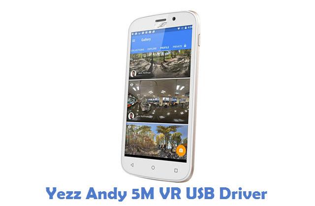 Yezz Andy 5M VR USB Driver