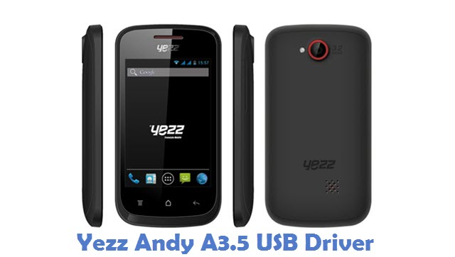 Yezz Andy A3.5 USB Driver