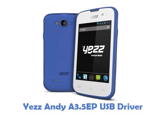 Yezz Andy A3.5EP USB Driver