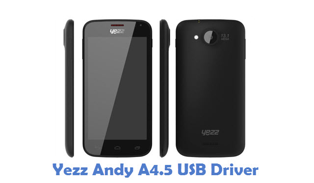 Yezz Andy A4.5 USB Driver