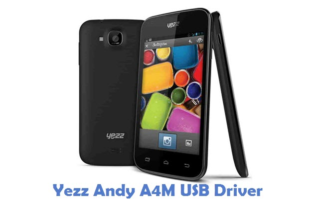 Yezz Andy A4M USB Driver