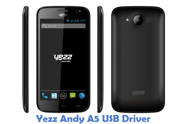 Yezz Andy A5 USB Driver