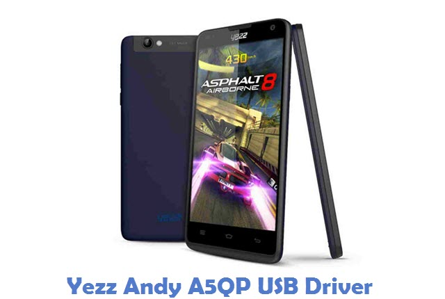 Yezz Andy A5QP USB Driver
